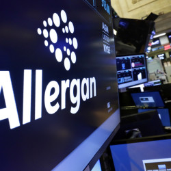 Pfizer and Allergan are joining in the biggest buyout of the year, a $160 billion stock deal that will create the world's largest drugmaker.