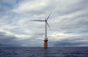 Instead of pursuing the pipe dream of cheap Quebec hydropower, Maine should invest in developing offshore wind farms – with turbines like these seen off the coast of Norway – and other renewable-energy sources. Trude Refsahl/Statoil