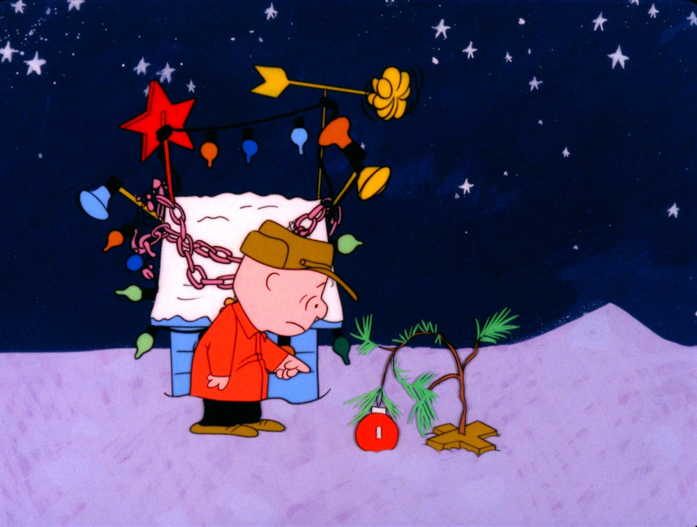 """A Charlie Brown Christmas"" airs Monday on ABC."