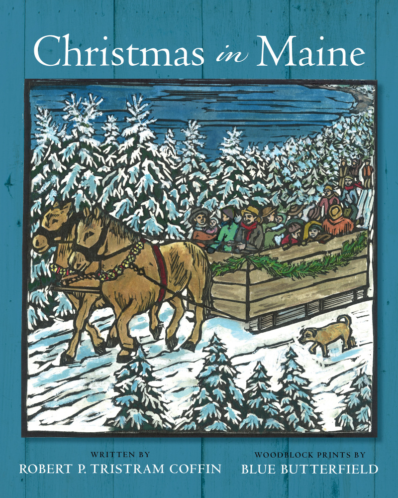 Author Q & A: With 'Christmas in Maine,' a classic story returns - The ...