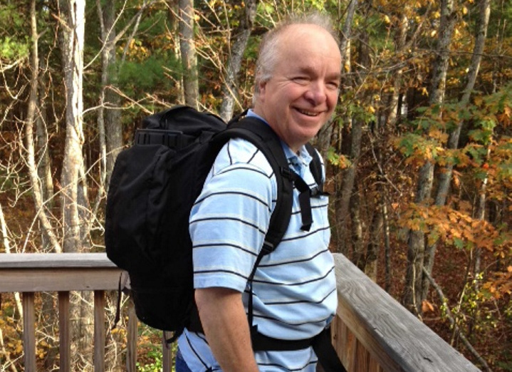 USM professor John Broida was a farsighted adopter of online teaching, broadcasting his lectures live to remote locations as early as 1988.
