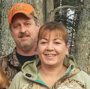 Shane and Rachel Crommett, who own 15 Mile Stream Lodge in The Forks, say the harvest of big bucks in the area means good things for their business and the local economy.