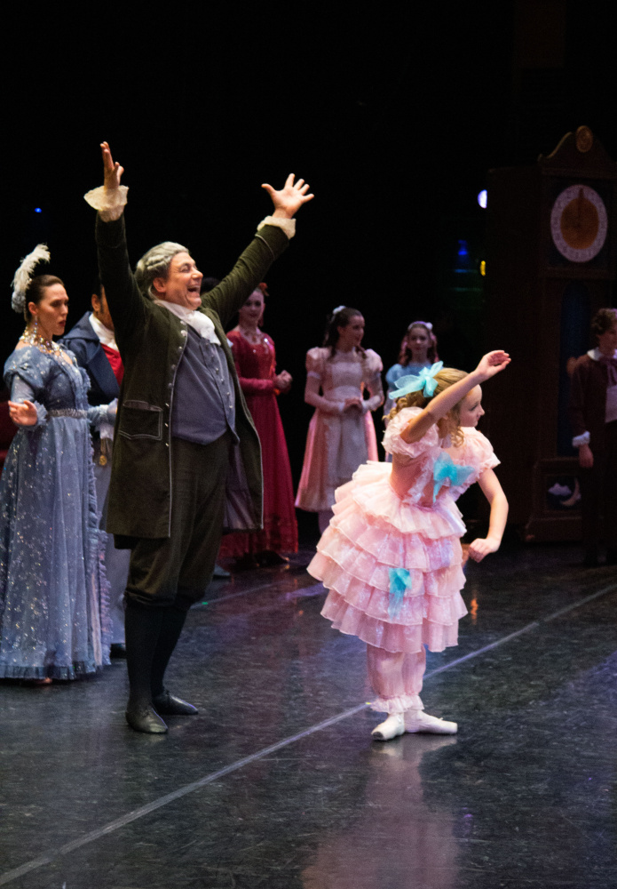 Dance review: Maine State Ballet's dazzling 'Nutcracker ...