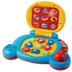 VTech sells toys mainly for young toddlers, including Baby's Learning Laptop.