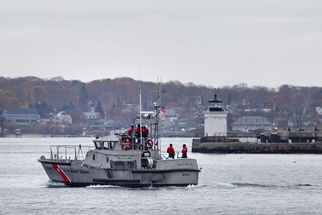 coast guard crews in maine to be paid monday after all despite