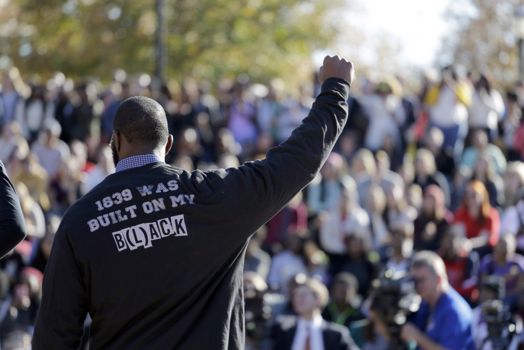 College is a teachable moment, says a Westbrook letter writer who believes that the University of Missouri System caved in to student demands to sack the president and chancellor over their handling of campus racial strife. 2015 Associated Press file photo