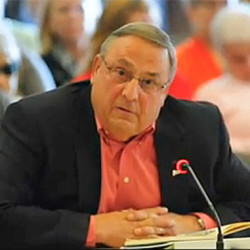 Gov. Paul LePage has come under criticism from the Maine Council of Churches for wanting to keep Syrian refugees from coming to Maine.