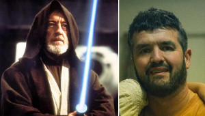"Eric Saindon, who has done visual effects for the ""Hobbit"" and ""Lord of the Rings"" movies picks Obi-Wan Kenobi as his favorite ""Star Wars"" character."