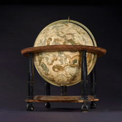 Celestial Globe, part of the Osher Map Library collection.
