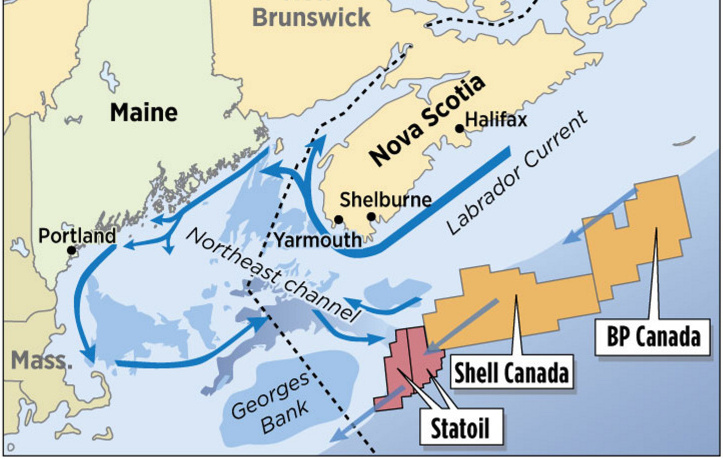Nova Scotia Approves Oil Exploration Lease Next To Georges Bank