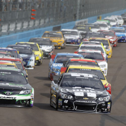 NASCAR racetrack owners are among those who could benefit from the possible extension of tax breaks.