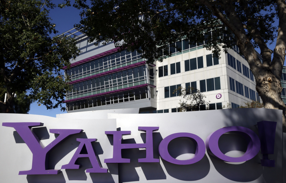 Yahoo has struggled to stay relevant in the high-tech world, with constant shakeups in high management, falling market shares and the threat of a $9 billion tax bill.