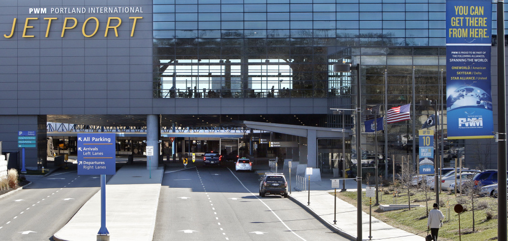 The Portland International Jetport is considered the seventh-best airport in the nation by readers of Conde Nast Traveler magazine.