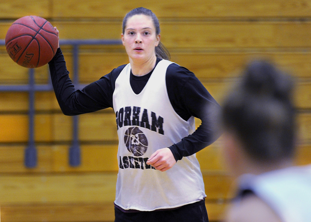 Emily Esposito is the most heavily recruited player in the state, according to her club coach, Don Briggs. Esposito remains focused and has worked hard in the offseason to improve her shooting game, which will be on display when the season begins Friday.