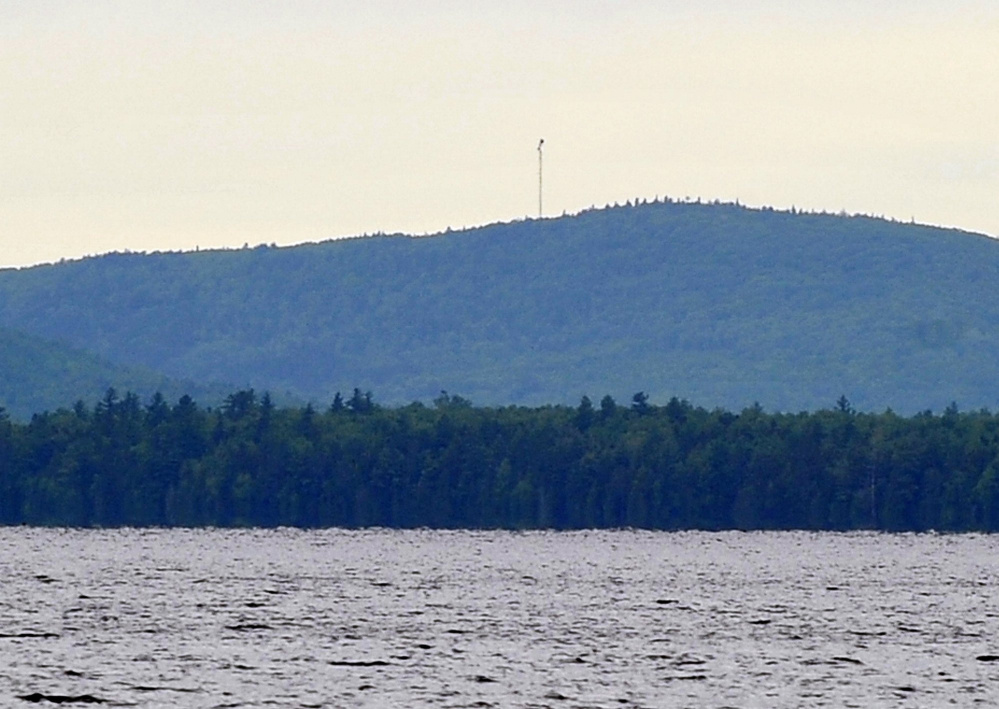 Opponents successfully fought the installation of wind turbines near Bowers Mountain, overlooking remote lakes and wilderness that provide a natural outdoors experience.