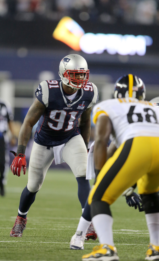Jamie Collins, who hasn't been able to play for the Patriots since an Oct. 29 game against the Dolphins, has been limited in practice since Wednesday but is close to returning.