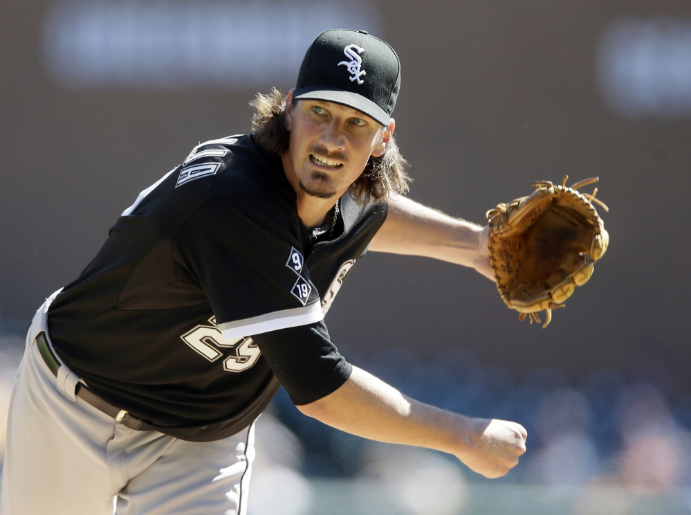 Jeff Samardzija agreed to a $90 million, five-year contract with the San Francisco Giants.
