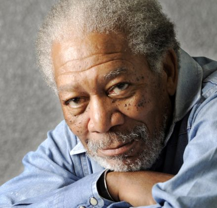 Morgan Freeman said he was aboard his plane when it had to make an unexpected landing in Tunica, Miss., on Saturday.