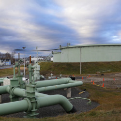 """The situation has gotten worse for the Portland Pipe Line,"" said a lawyer for the company in its lawsuit against South Portland's Clear Skies ordinance. ""It's even more critical for the survival of the pipeline that it reverse the flow"" of oil."