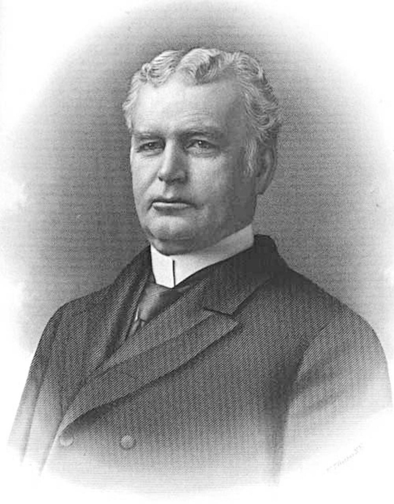 Hugh Chisholm, entrepreneur of paper, publishing and packaging in Maine.
