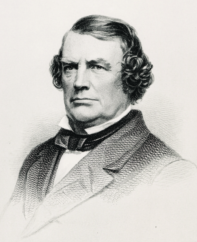 John Alfred Poor, a railroad, steam engine, pulp machine and industrial products innovator.