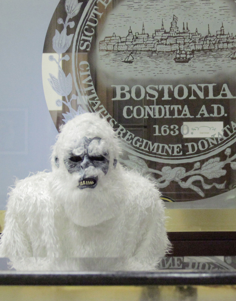 The Boston Yeti kicks off another season next week with an appearance at the Brattle Theatre in Cambridge, Mass.
