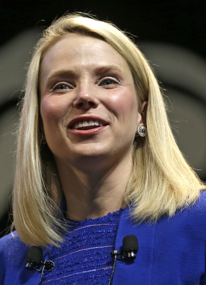Yahoo CEO Marissa Mayer has struggled to turn around the company, and investors are questioning her tenure.