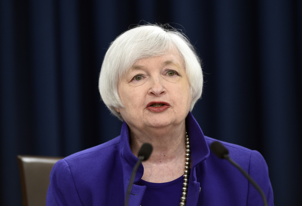 Federal Reserve Chair Janet Yellen has said she expects any interest rate hikes to be small and gradual.