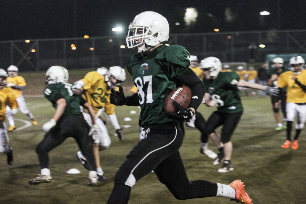 The juggernaut of Israel's high school teams is the Kfar Saba Hawks, who haven't lost in four years and whose players say the games are easier than the grueling practices run by their no-nonsense coach, Itay Ashkenazi, a former special forces commando.