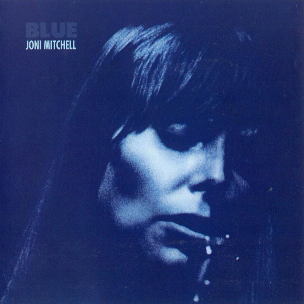 """River"" was originally featured on Joni Mitchell's 1971 album, ""Blue."""