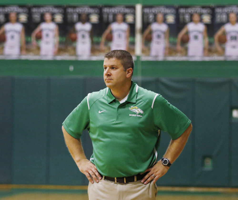 In his first season as Massabesic's head coach, Chris Binette has emphasized a change of attitude for a program that hasn't had much success in recent years.