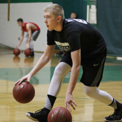 Josh Daigle is one of four returning starters for Massabesic, and one of 11 seniors on the roster. The Mustangs are off to a 4-0 start after winning only one game last season.