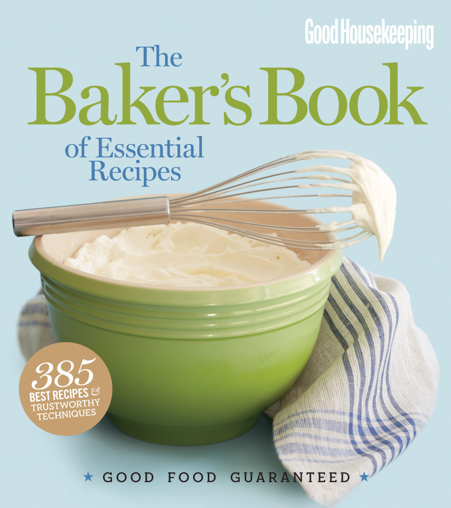 Cookbook review good housekeepings the bakers book of essential cookbook review good housekeepings the bakers book of essential recipes portland press herald forumfinder Image collections