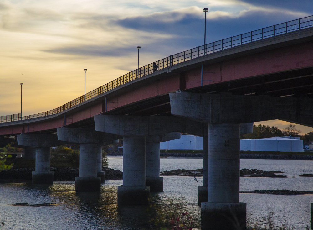 The state has decided to subcontract operations and maintenance of the Casco Bay Bridge.