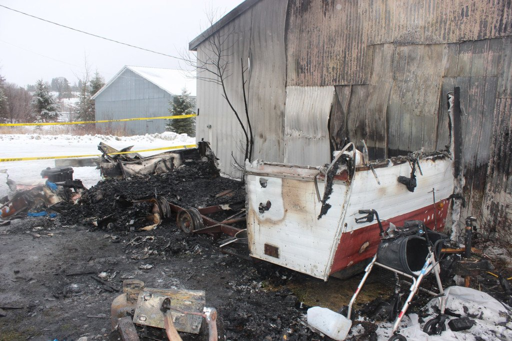 Michael Kelley, 60, of Ashland is the suspected victim of a fatal fire at a camper trailer in Ashland.