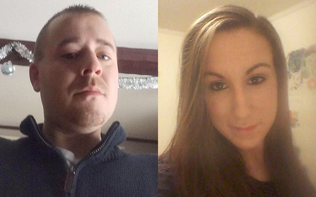 Eric Williams, 35, left, and Bonnie Royer, 26, were found dead by police responding to a 911 call one of them made at 3:30 a.m. Dec. 25.