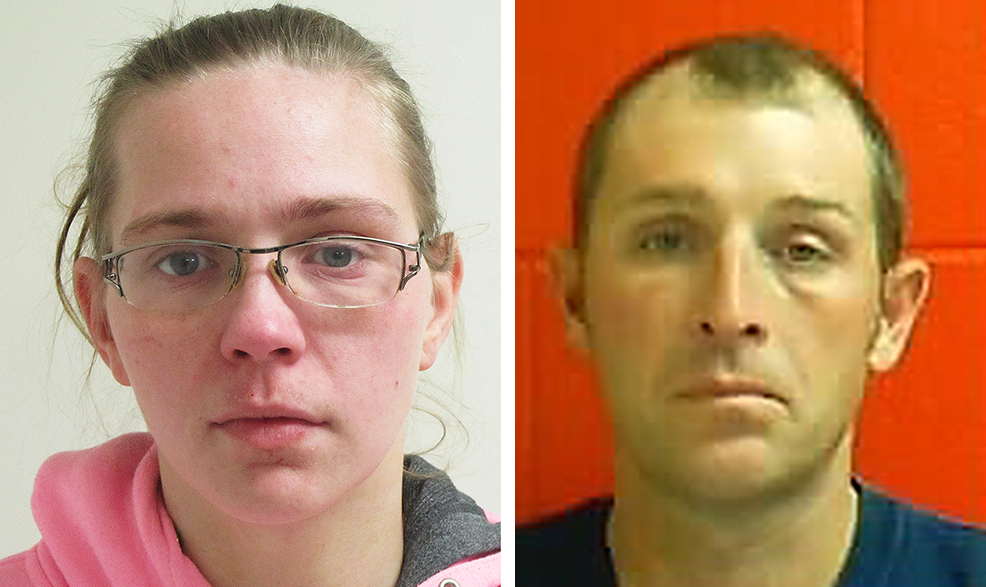 Wells Couple Charged With Operating Meth Lab In Camper
