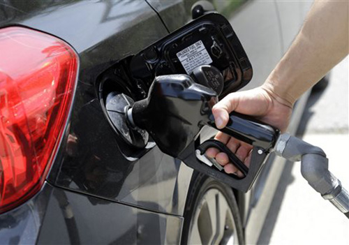 The nationwide average price of a gallon of regular Saturday, Dec. 12, 2015 was $2.02, down 58 cents from this time last year, according to auto club AAA. Experts say it could drop below $2 in the coming days. The Associated Press