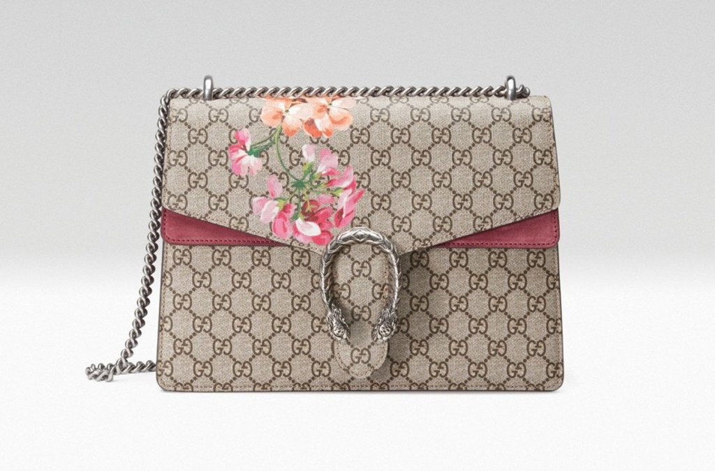 "You wouldn't know it, but the Dionysus shoulder bag from Gucci is actually an example of ""green"" or ""sustainable"" fashion."