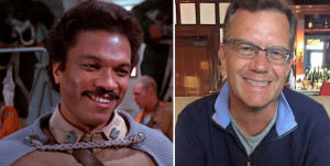 "Herb Ivy, morning host on WBLM, would choose to be ""cool and funky"" like Lando Calrissian."