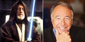 "If Maine humorist Tim Sample was a ""Star Wars"" character is would be Obi-Wan Kenobi."