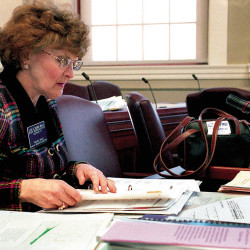 Lois Snowe-Mello, a Republican who represented Poland in both chambers of the Maine Legislature, died Sunday at 67.