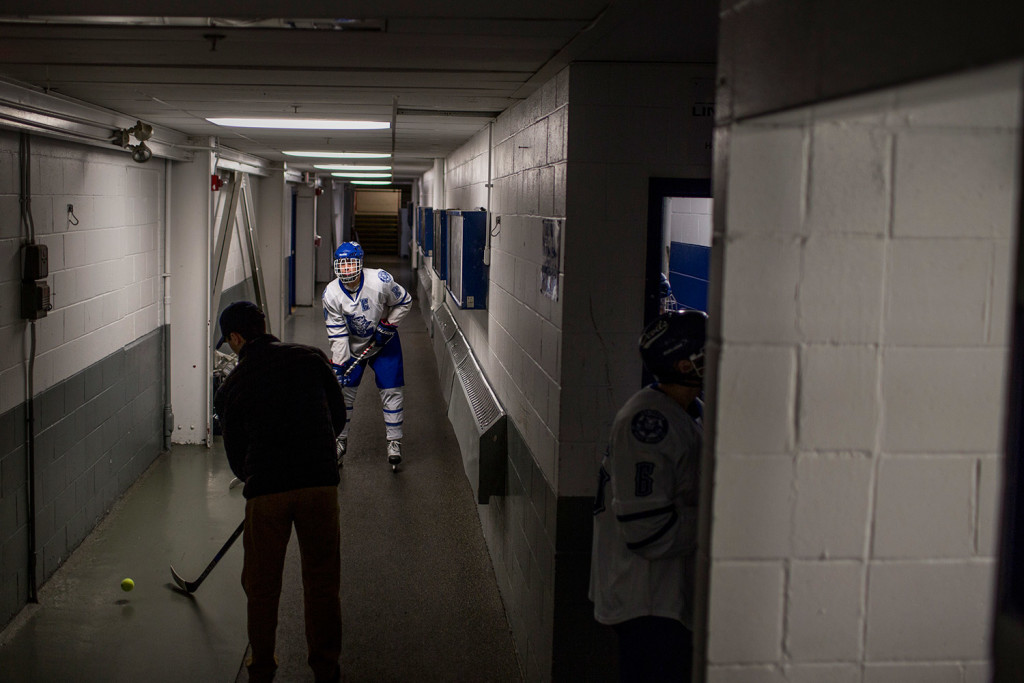 ME H.S.: It's Lewiston, A Hockey Homeland Looking To End State-title Drought