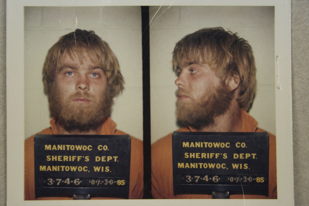 "Steven Avery from the Netflix original documentary series ""Making A Murderer."""