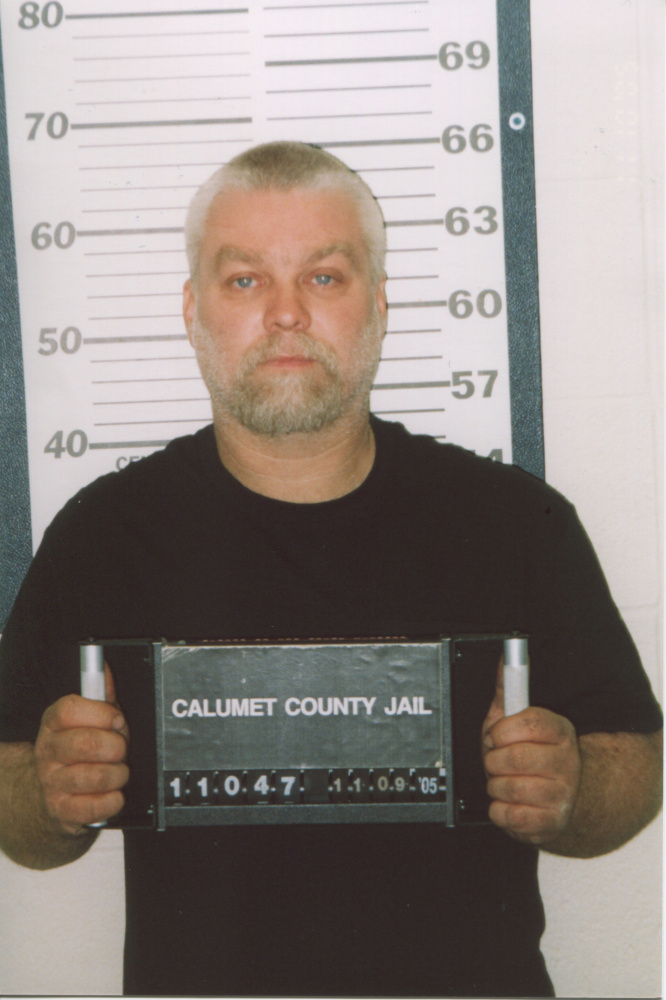 Steven Avery from the Netflix original documentary series