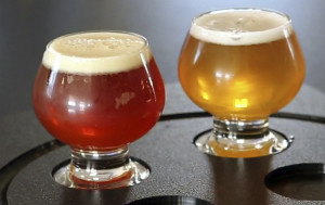 Craft beers are served at the Maine Beer Co. in Freeport. As of 2014, the state had the sixth-most breweries per capita in the nation, according to the Brewers Association. In 2013 and 2014, nine new breweries and brewpubs opened in Greater Portland.