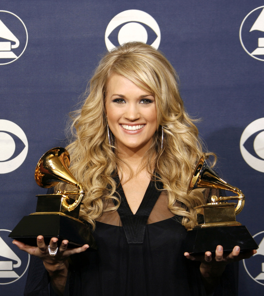 "Carrie Underwood rose to fame as the winner of the fourth season of ""American Idol,"" in 2005."
