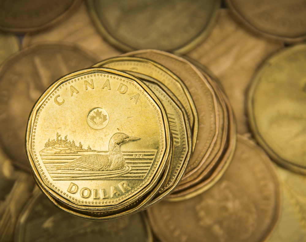 Canada's dollar coin, the loonie, officially surpassed its deepest downturn last week and there's no relief in sight.