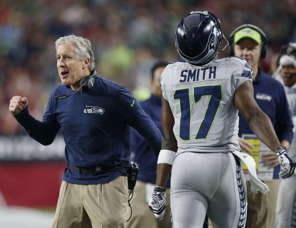 Pete Carroll's Seattle Seahawks are one of those teams nobody wants to play in the playoffs, despite finishing 10-6 and earning a wild card.