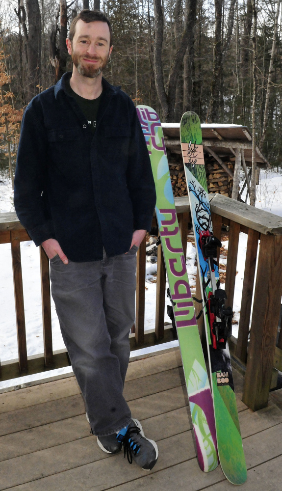 """Joel Osgood's ski documentary, """"1000 Feet and Below"""" advocates for people to invest in local, smaller ski hills."""